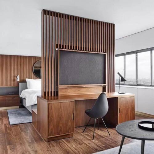 连锁酒店客房家具 板式书桌 53#