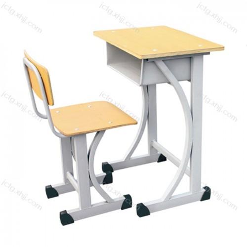 特价直销K型初中学校学生课桌椅01