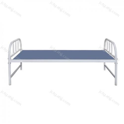 钢制单人床厂家直销部队用床 02