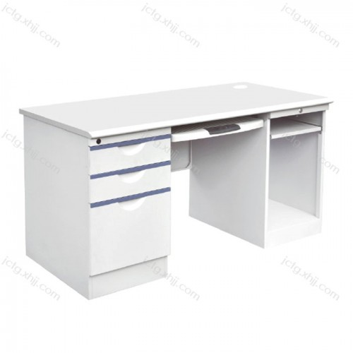 办公家具钢制财务桌电脑桌厂家直销03