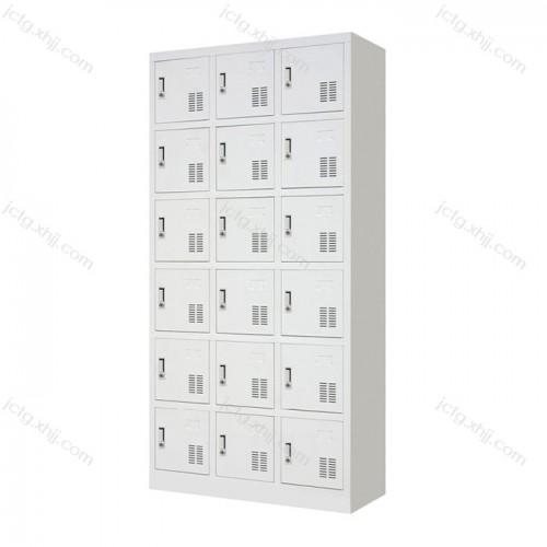 十八门生活柜钢制储物柜更衣柜01