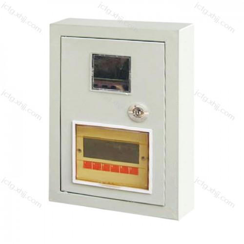 小型带锁单相电子电表箱火表箱 04