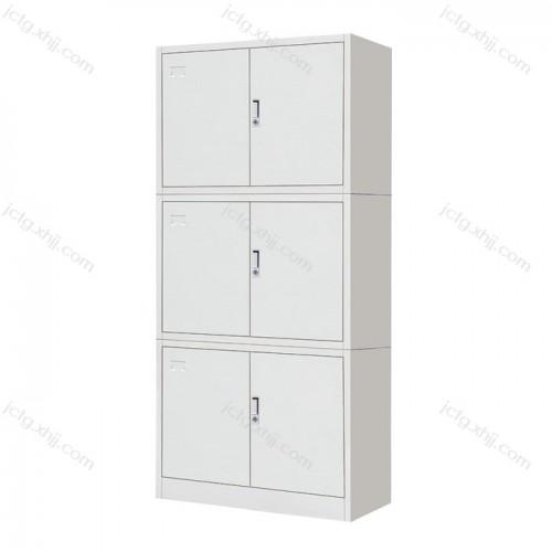 钢制文件柜 三节财务柜供应商家05