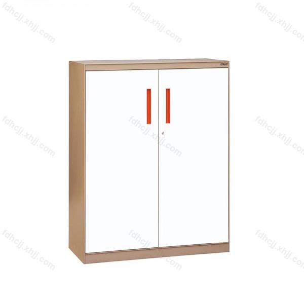 档案柜储物柜带锁屏风组合柜 FD-PFZHG-07
