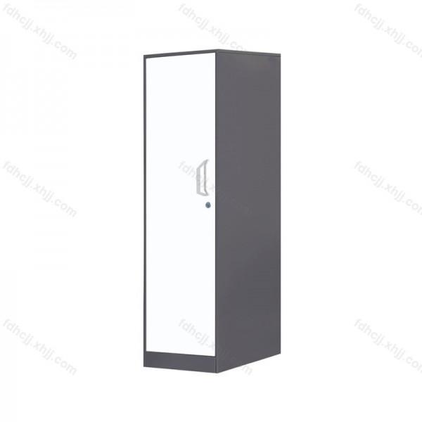 钢制加厚单门屏风侧立柜文件柜 FD-PFCLG-04