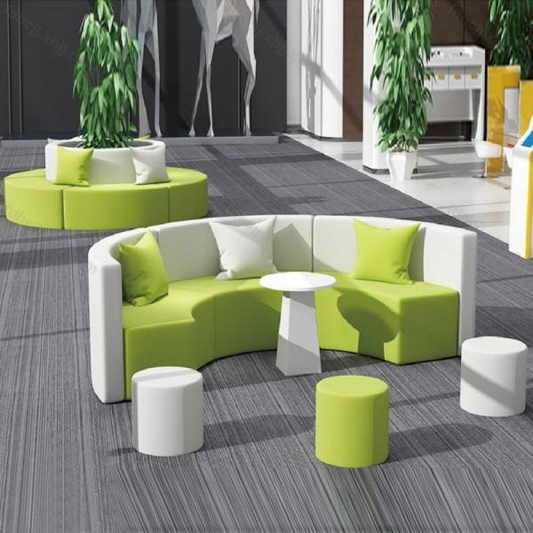 办公沙发商务会客大厅