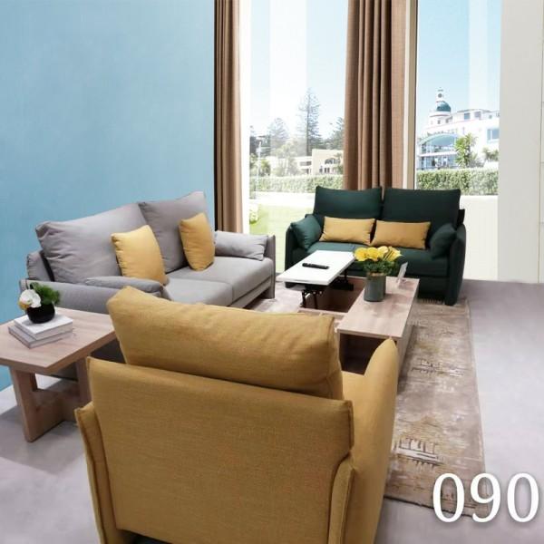 客厅组合沙发  休闲布