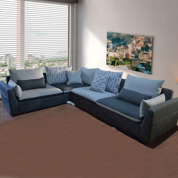 品牌转角布艺沙发 整