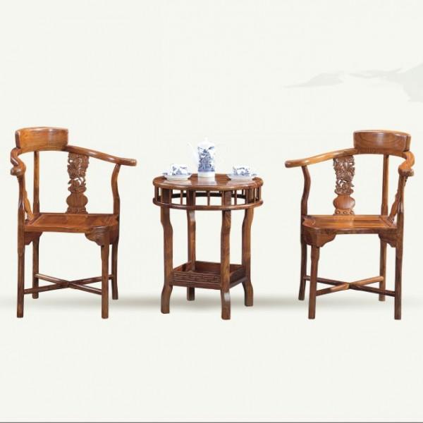 情人椅 刺猬紫檀