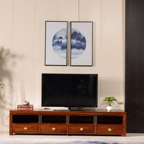 风清月朗2米电视柜