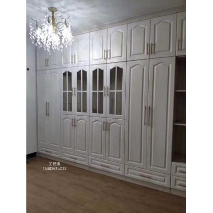 全铝家具 厂家定制销售卧室储物衣柜