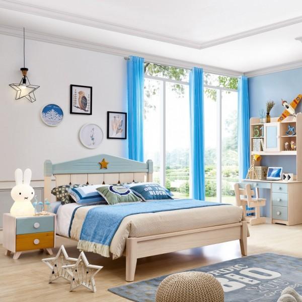 我的e家现代北欧儿童套房DA02