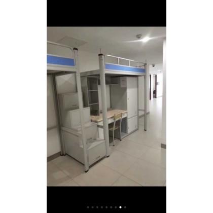 钢制宿舍公寓床LCY-GYC-01