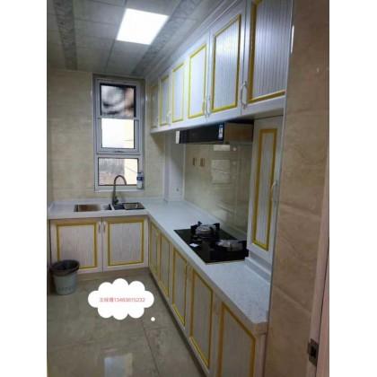 全铝家居 全铝橱柜 卫浴柜厂家销售