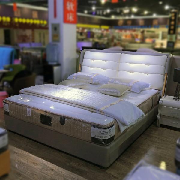 小户型软硬两用双人床垫定制 CD-01