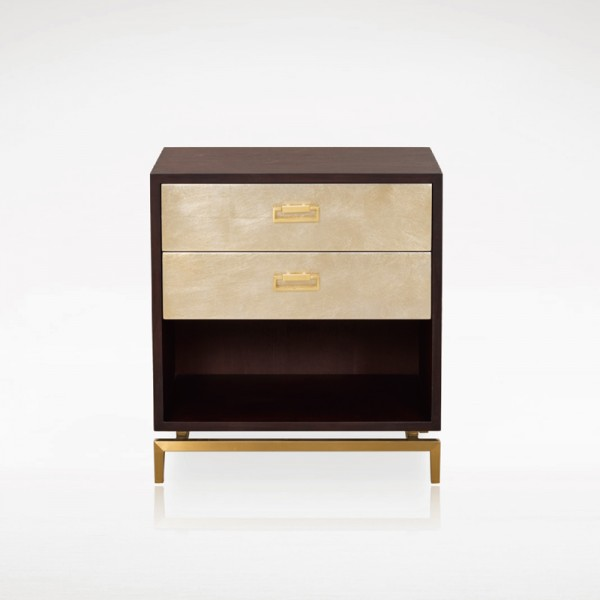 新中式床头柜现代简约
