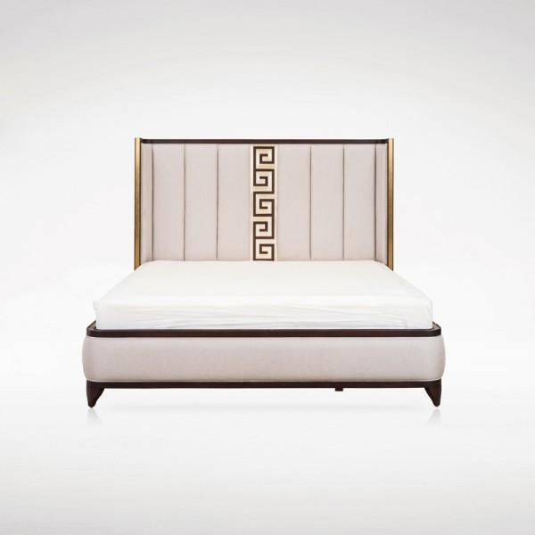 新中式轻奢软包床主卧