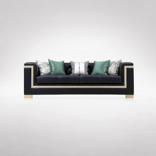 时尚新中式沙发 客厅