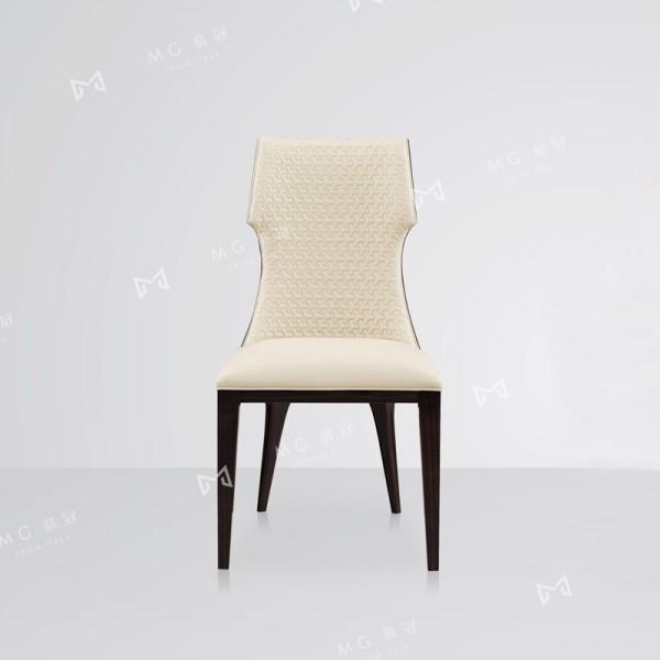 现代轻奢家用餐椅时尚