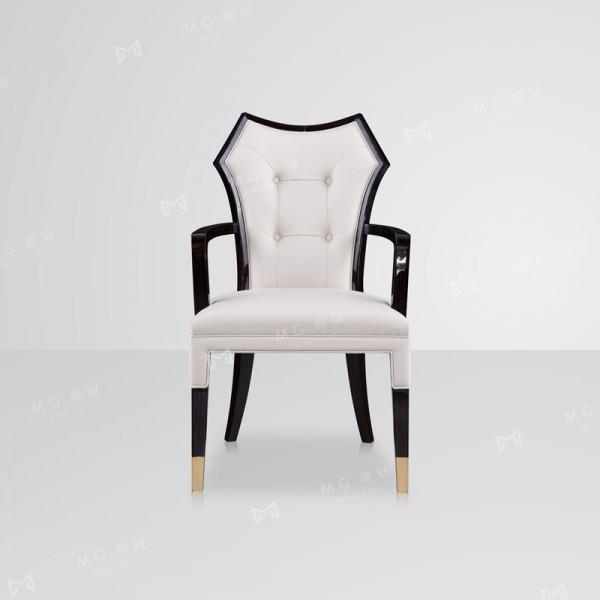 餐厅家具拉扣靠背餐椅