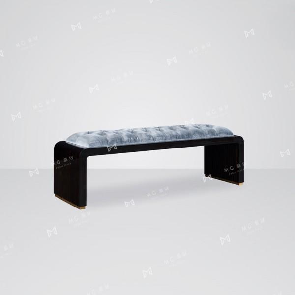 生产采购卧室床前凳MG