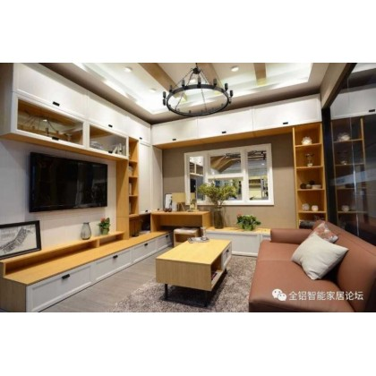 全铝家具 厂家销售全铝茶几电视柜