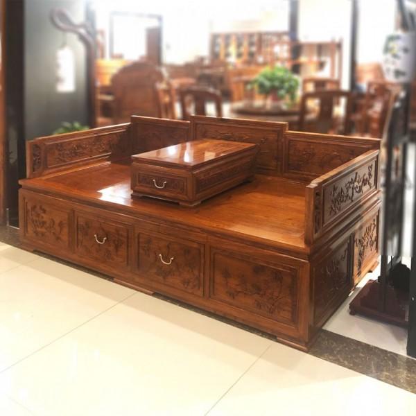 古典紅木家具 雕花 羅