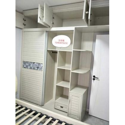 全铝家具 全铝推拉门衣柜