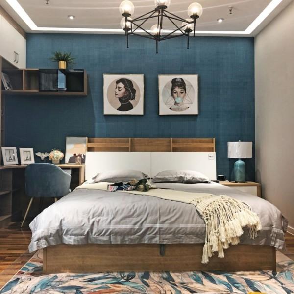 小户型全屋定制卧室家具WS-20