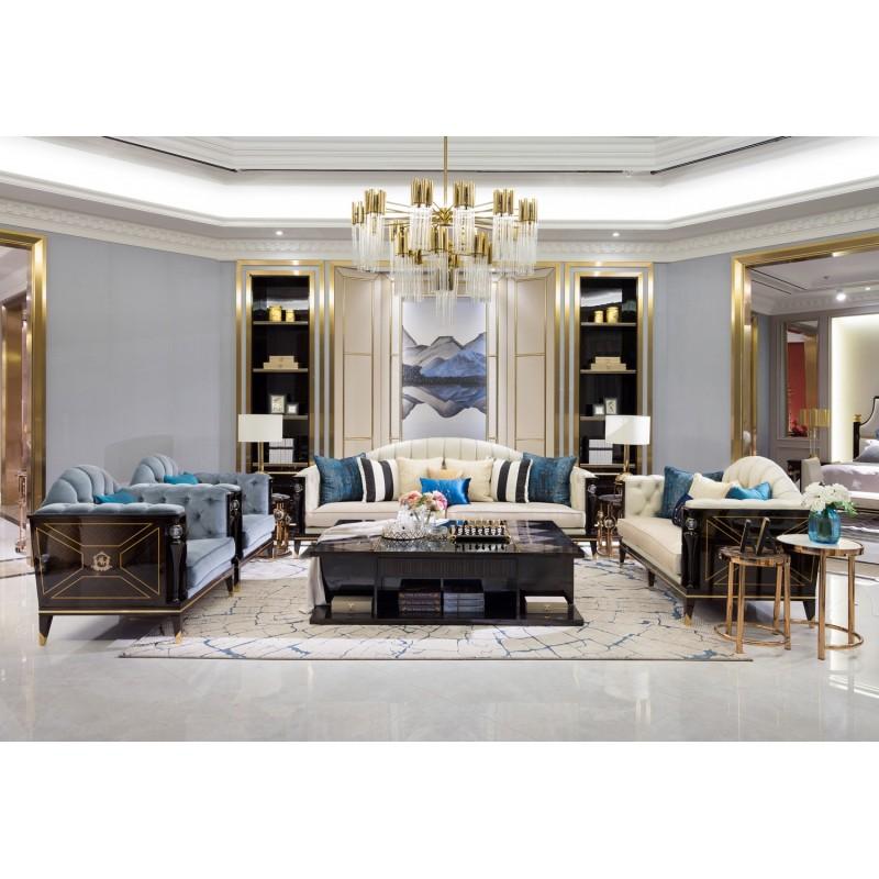 意式后现代客厅家具