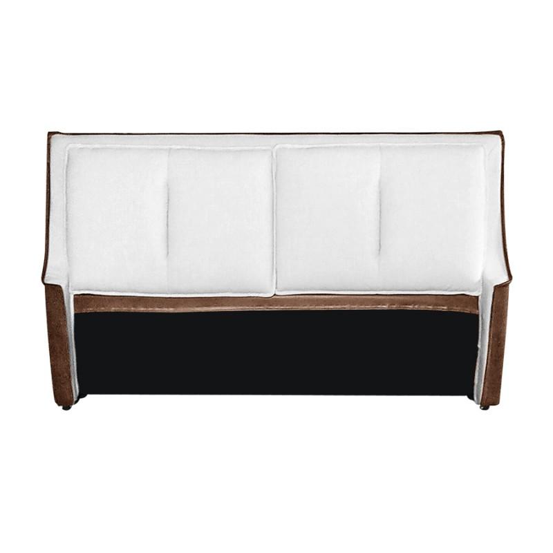 小户型简约时尚软包床