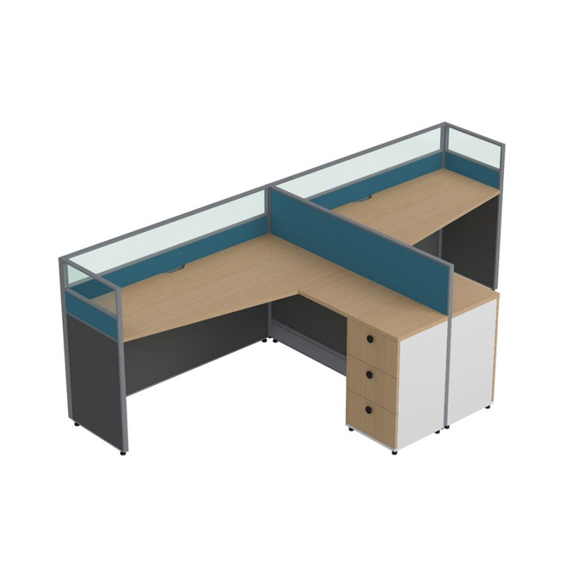 职员办公桌员工桌定制P30-B3015#