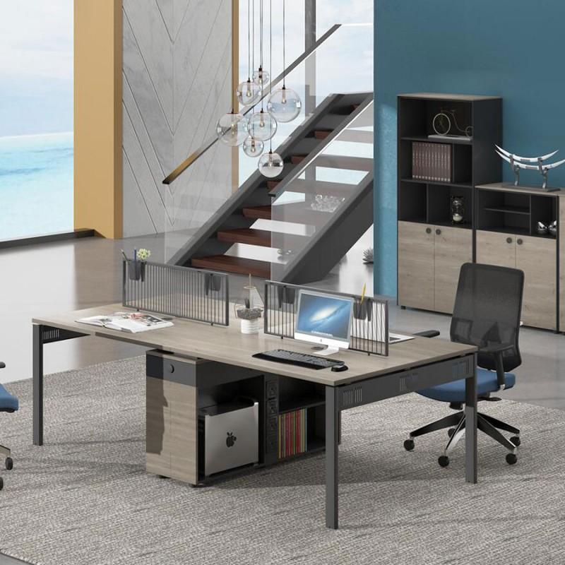 简约员工桌电脑桌品牌供应商PF-03#