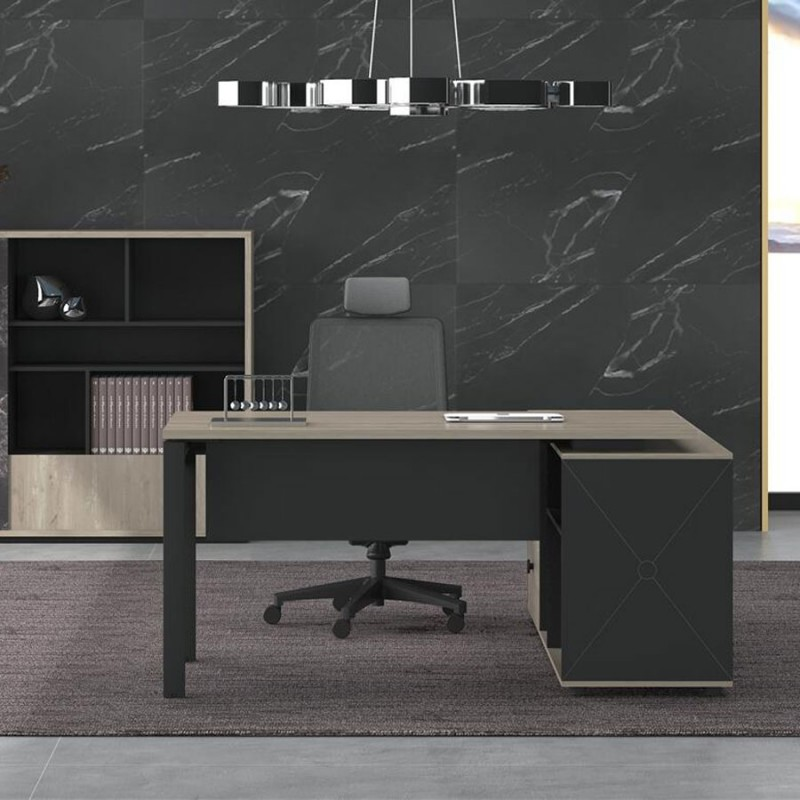 简约现代经理桌椅采购JLZ-01#