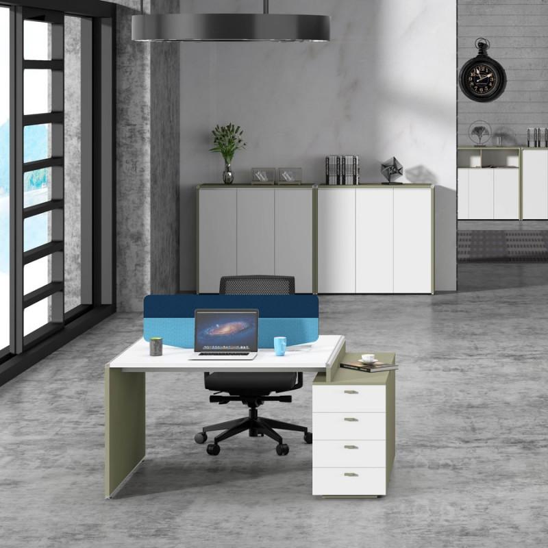 办公屏风桌高卓印象工作位WTK2#