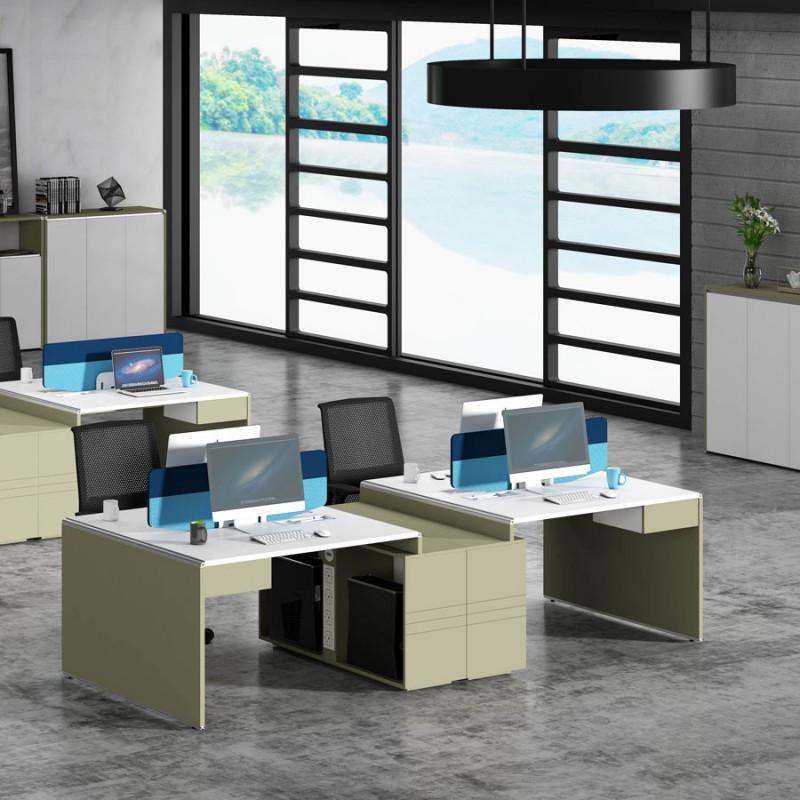 简约职员办公桌高卓印象屏风WTM2#