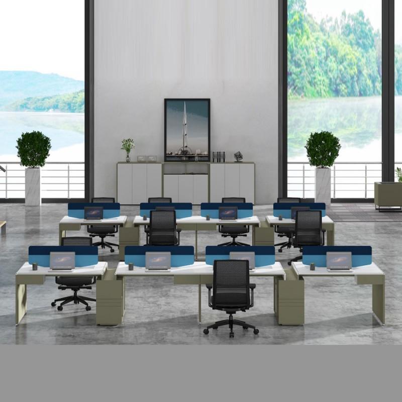 时尚屏风工位高卓印象办公桌WTM8#