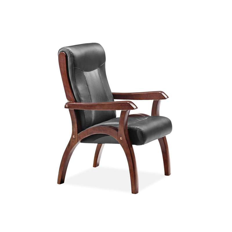 实木电脑椅家用办公会议椅定制HYY-01#