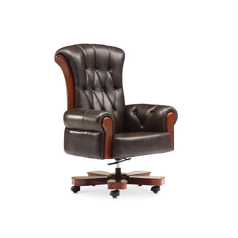 高档老板办公电脑椅价格BY-03#