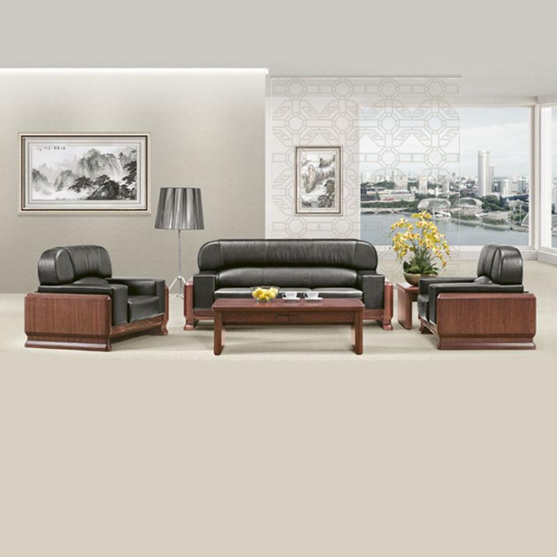 办公室洽谈会客商务接待沙发采购SF-11#