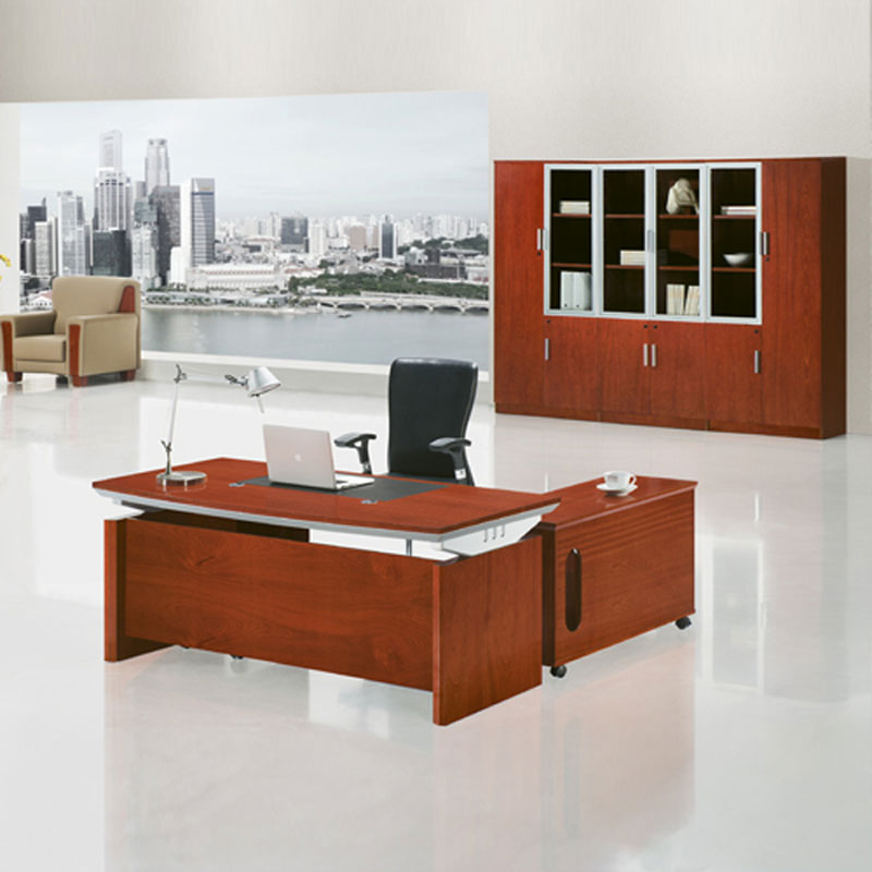 现代老板办公桌主管桌批发厂家JLT-02#