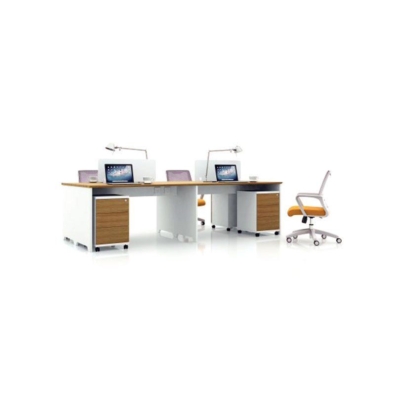 简约现代办公桌椅组合屏风工位PF-02#