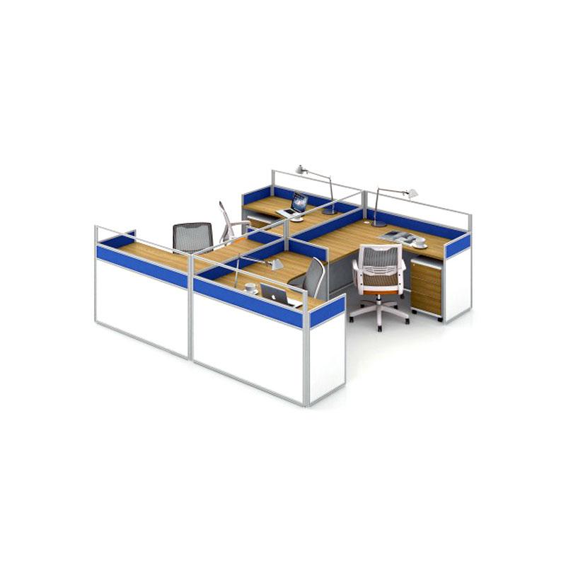 工厂直销办公家具职员桌工作位PF-03#