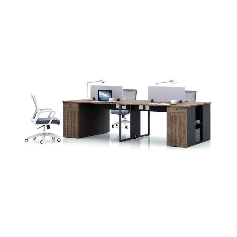 现代时尚简约职员桌组合价格PF-06#