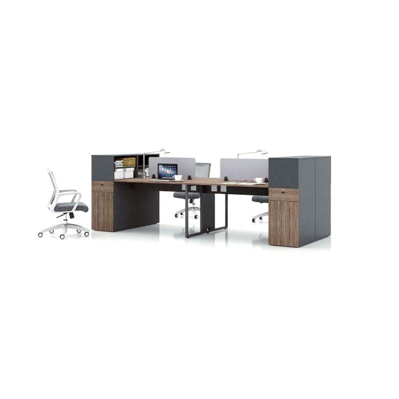 隔断职员办公桌椅组合采购PF-09#