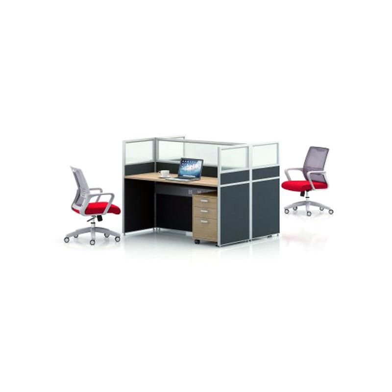 工厂直销现代屏风办公桌PF-12#