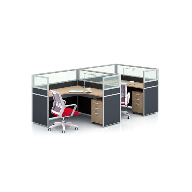 屏风隔断职员办公桌椅组合定制PF-13#
