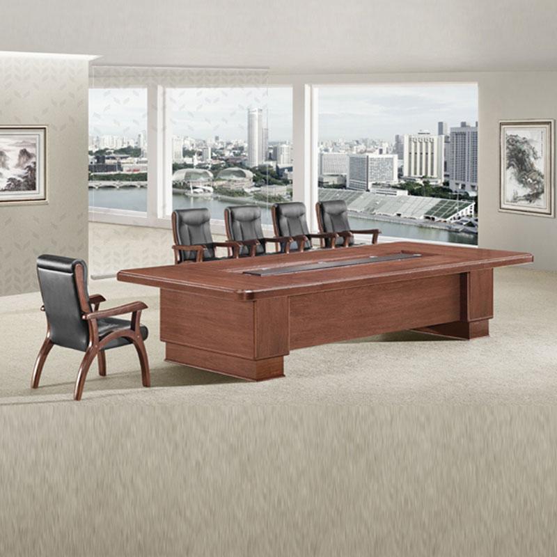 高档大型多人办公会议桌批发厂家 HYZ-07#