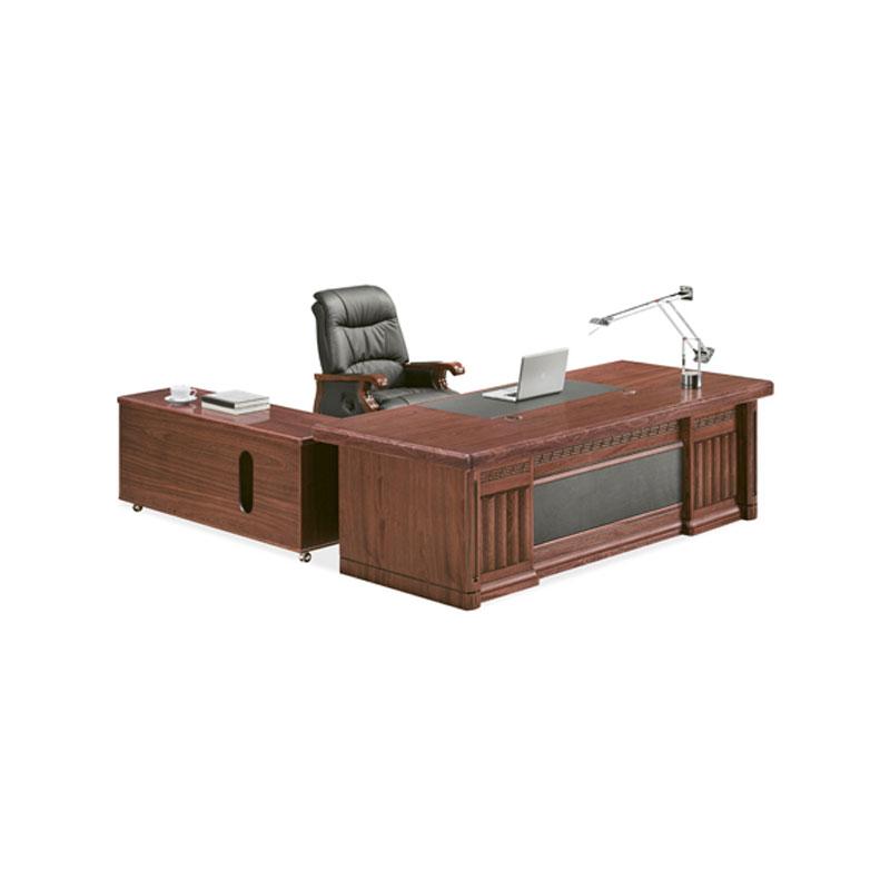 油漆办公经理老板桌批发厂家 BT-07#