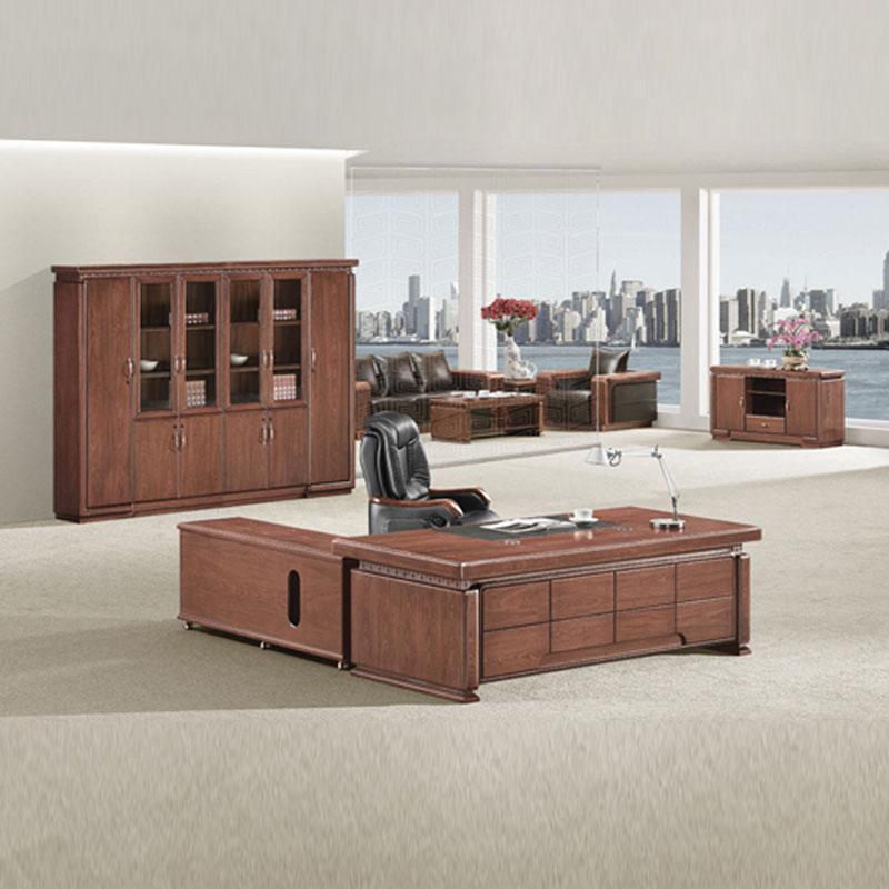办公家具时尚总裁大班台品牌供应商 BT-11#